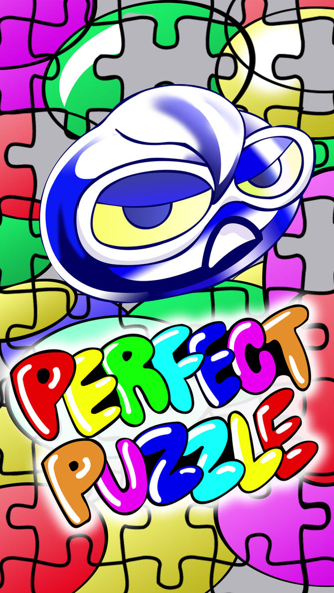 Perfect Puzzle Phone Wallpaper by raidenzein