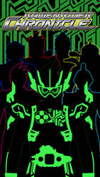 Kamen Rider Chronicle Wallpaper by raidenzein