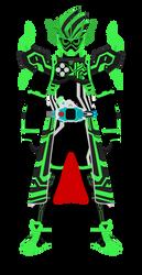 Kamen Rider Cronus by raidenzein