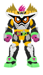 Kamen Rider Ex-Aid Lv99 Maximum Mighty X