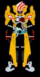 Kamen Rider Cronus Gamedeus by raidenzein