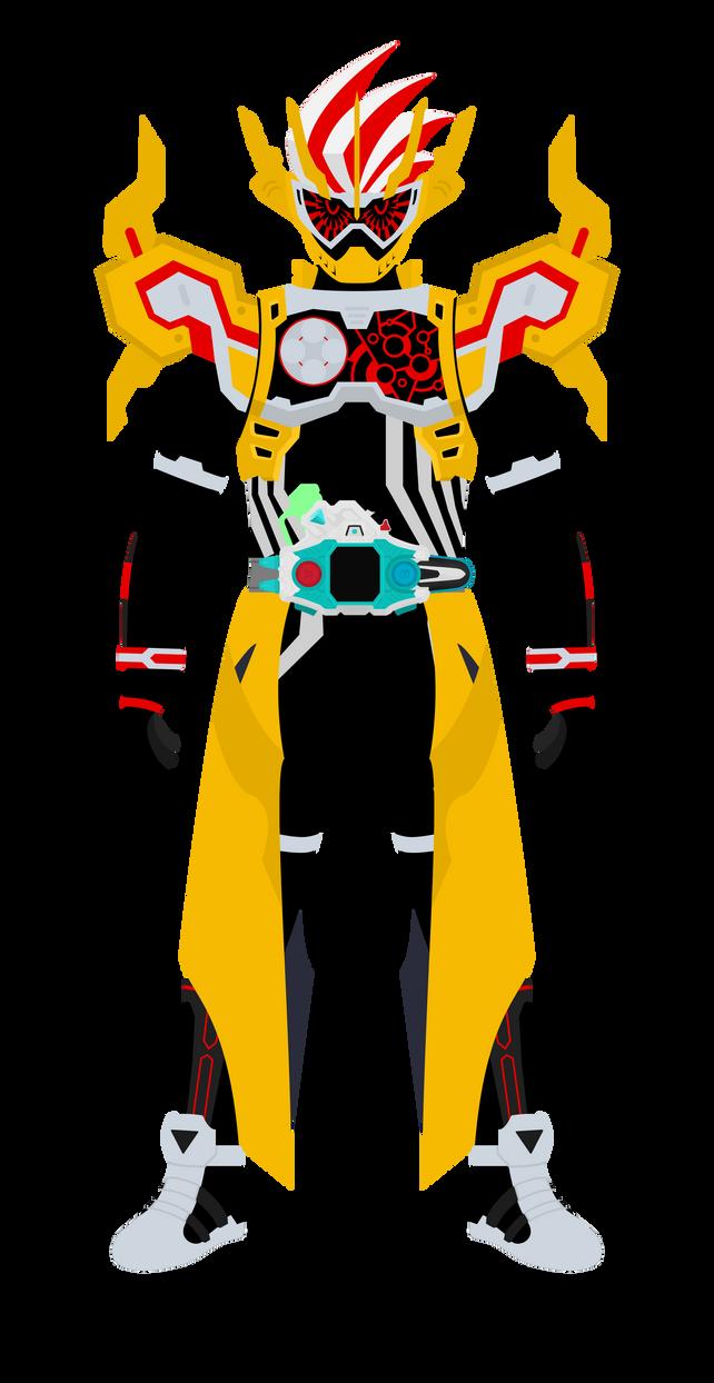 Kamen Rider Cronus Gamedeus