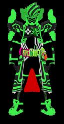 Kamen Rider Cronus Snipe Ver. by raidenzein