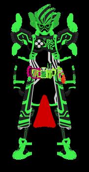 Kamen Rider Cronus Snipe Ver.