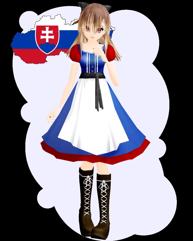 APH OC - Slovakia by KohakuUme6