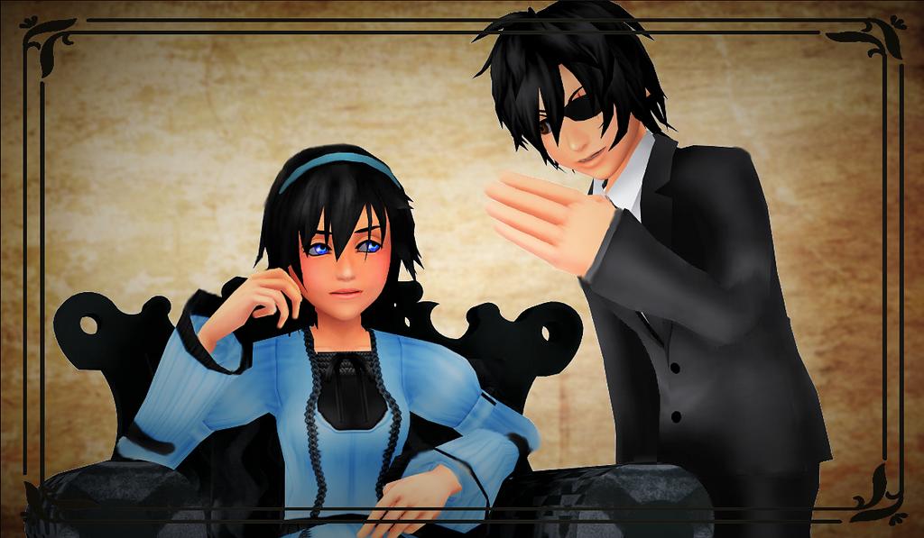 Her Butler, Perplexing by KohakuUme6