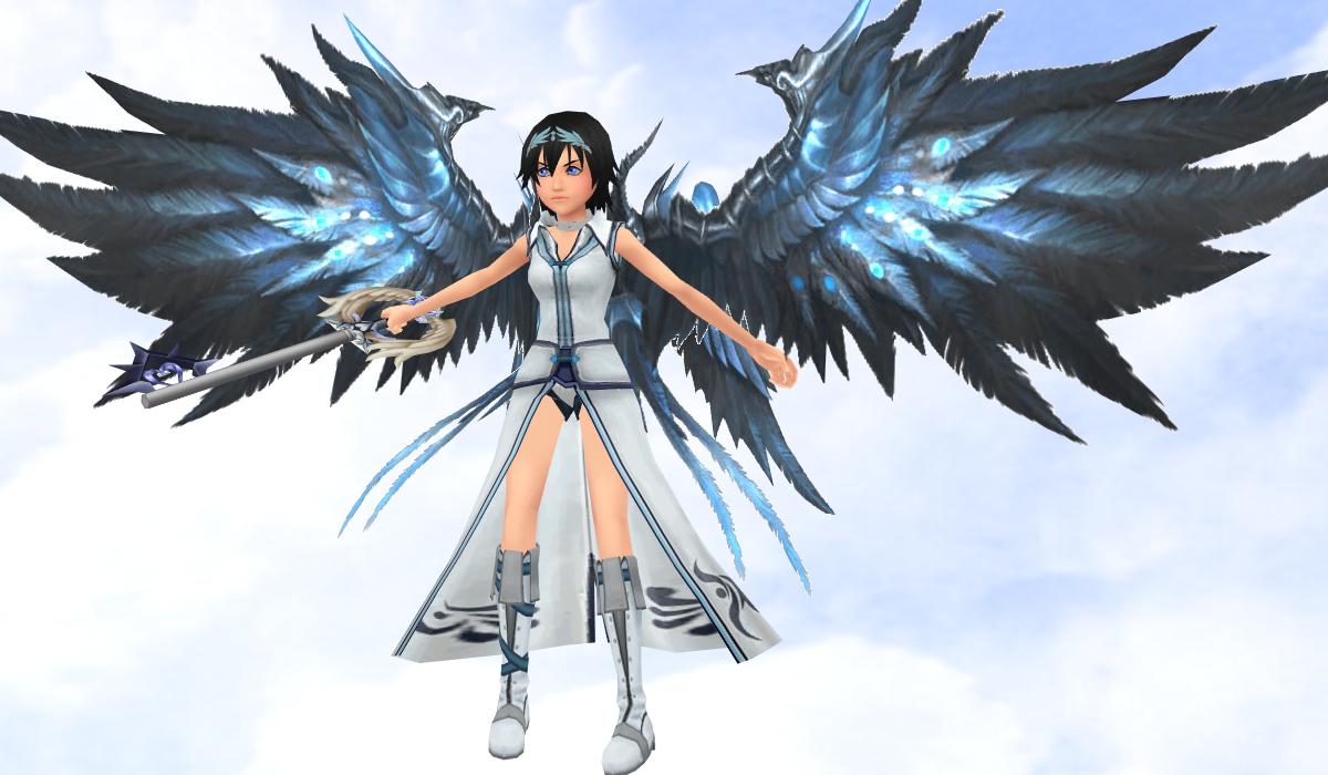 Angel Kohaku (v2) by KohakuUme6