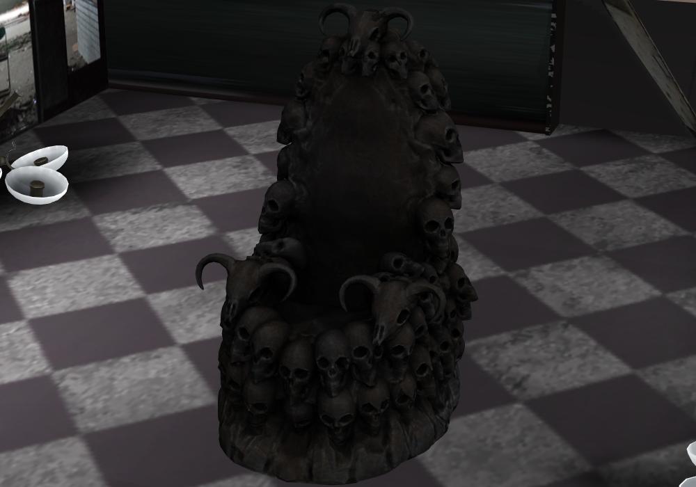 Goat Throne DL by KohakuUme6