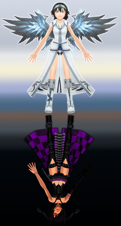 Heaven or Hell? by KohakuUme6