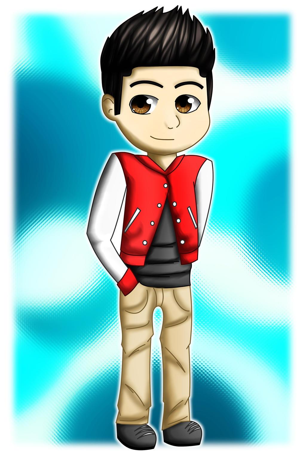 Zayn Malik Cartoon Drawing Zayn Malik Anime Drawing Zayn