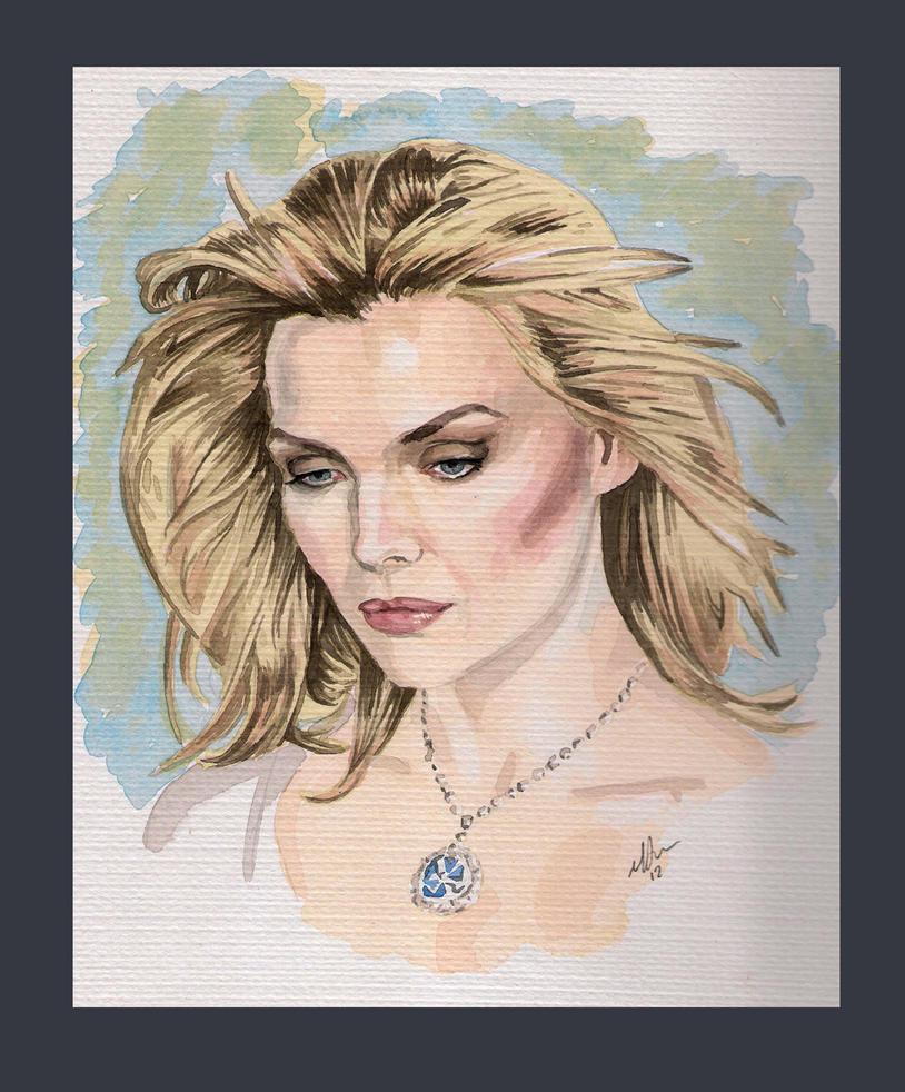 Michelle Pfeiffer by atreus4971