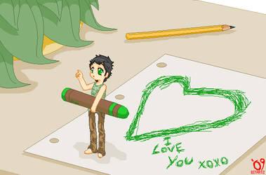 Little Love Letters by BITARTZ
