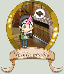 Bibliophobia by BITARTZ