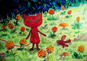 Unravel: Berry Mire by NorthernLantern