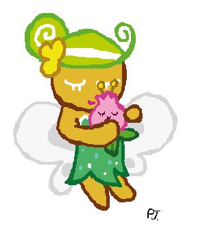 Fairy cookie [Cookie run] by Nongjang