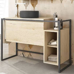 Industrial sink stand