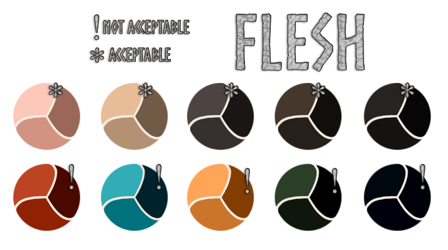 Expression: Flesh by TheNook