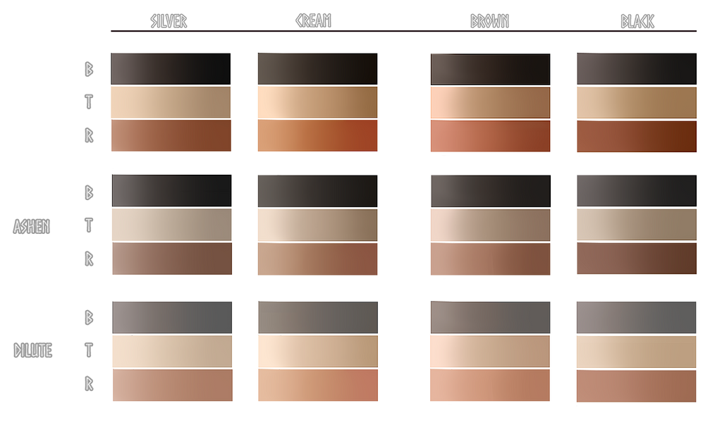 Point swatches by TheNook