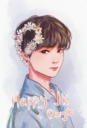 Happy JK Day! by Noquelle