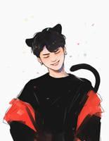 Yoongi sketch by Noquelle