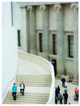 British Museum Model 01 by aaron-thompson