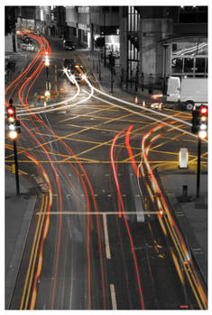 Light Trail 00 by aaron-thompson