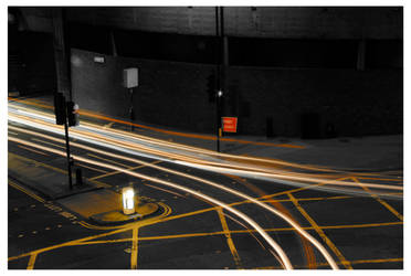 Light Trail 01 by aaron-thompson