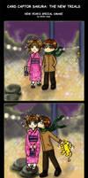 Sakura and Syaoran Omake by wishluv