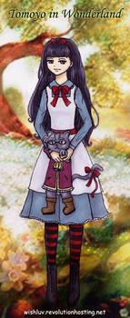 Tomoyo in Wonderland
