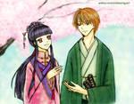 Syaoran and Sakura Ancestors