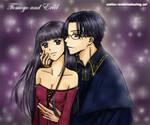Tomoyo and Eriol - Surrender