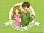 Sakura and Syaoran Ending