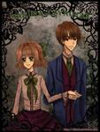 Lady Sakura and Lord Syaoran