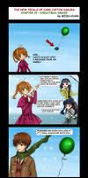 New Trials of Card Captor Sakura: Christmas Omake by wishluv