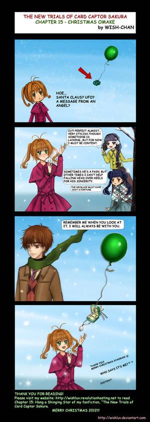 New Trials of Card Captor Sakura: Christmas Omake