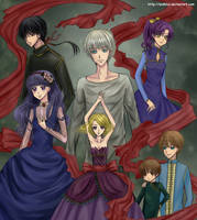 Tomoyo's Choice, Leiyun's Determination by wishluv