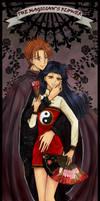 Kaitou Magician's Flower