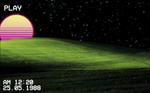 Retrowave Windows XP Wallpaper