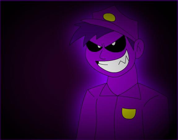 Purple Guy FNAF By Yojama On DeviantArt