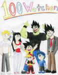 100 WATCHERS!!!!!