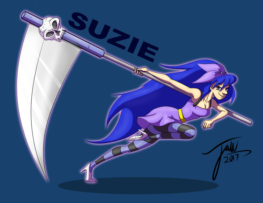 Suzie By Caffeine Assassin-db0vnz7 by Yojama