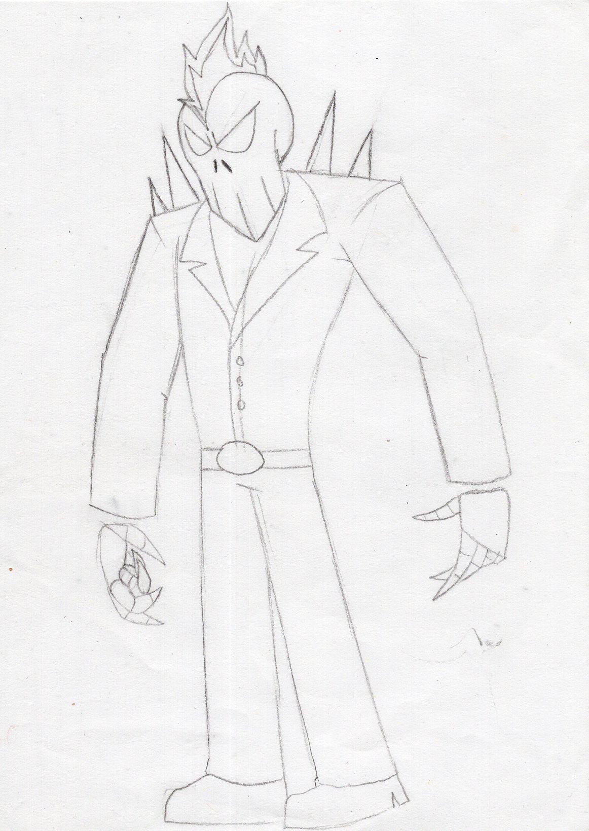 71dff888aab26 old Ghost design doodle 2 by Yojama on DeviantArt