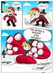 Snow Fight Comic Part 8