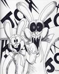 Dark Deception Lucky The Rabbit