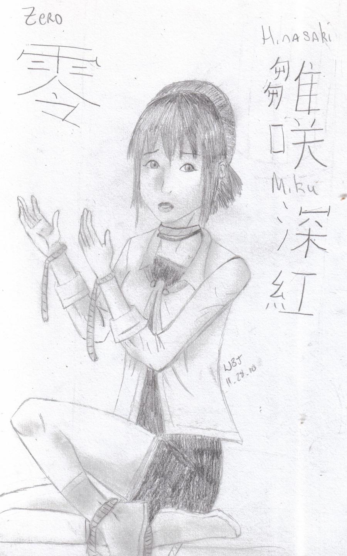 Miku Hinasaki by phfatbeatrice