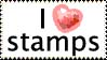 I heart stamps by itwasacommonstory