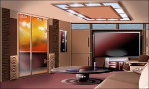 Yegor's room
