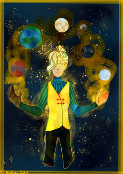 The Best Space Prince