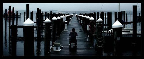 Dock Photography by goteki
