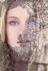 Behind Shattered Candor by Ap3x-Phantom